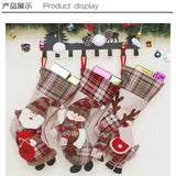 Large Creative Christmas Stocking - ChristmaShop