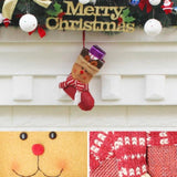 high quality Happy New Year/Christmas Stockings - ChristmaShop