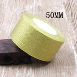 25Yards Long Lace Silk Satin Ribbon - ChristmaShop