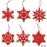 Multi Creative Wooden Christmas Ornaments - ChristmaShop