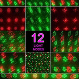 Christmas Laser Light shower - ChristmaShop