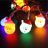 Lovely Santa Claus LED String Light - ChristmaShop