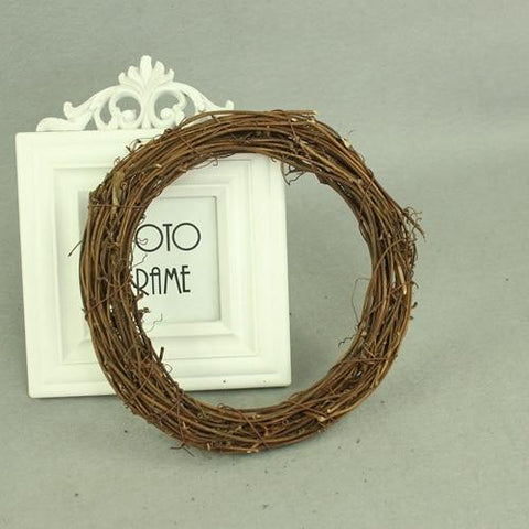 Natural Branch Wreath - ChristmaShop