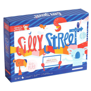 Funny Parent Gifts Kids Silly Street Board Game