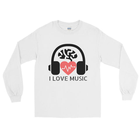 Love Music Long Sleeve Shirt