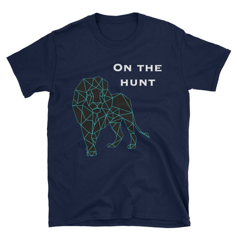 On the Hunt Mens T-Shirt