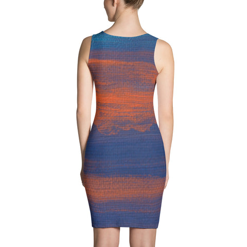 Sunset Cut & Sew Dress