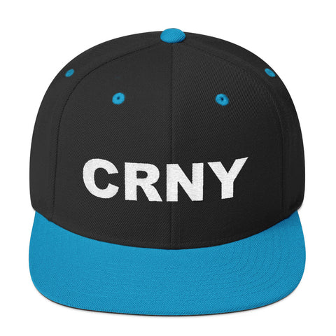 Classic CRNY Wool Blend Snapback