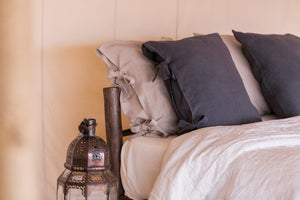 Housse de Couette Ourika Blanc - VERDADE TRAVEL STORIES