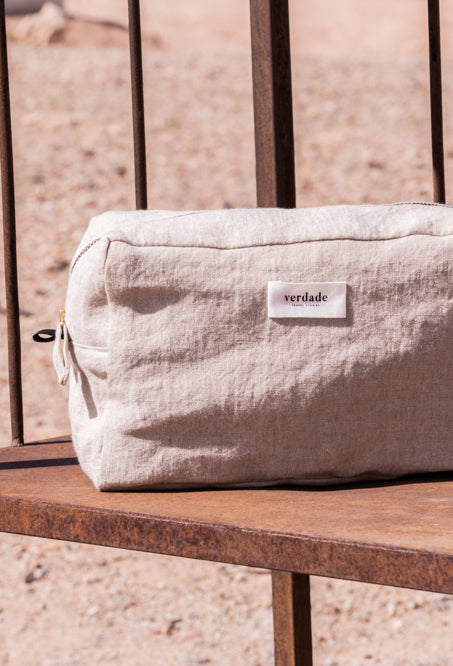 Trousse Habibi Naturel - VERDADE TRAVEL STORIES