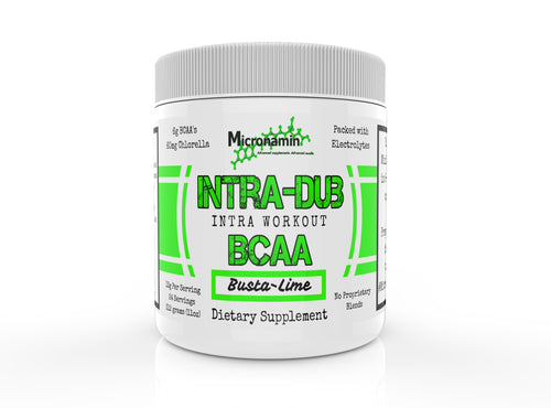 Insta-Dub™ BCAA Intra Workout Hydration & Recovery by Micronamin Sports Nutrition & Performance Enhancing Supplements