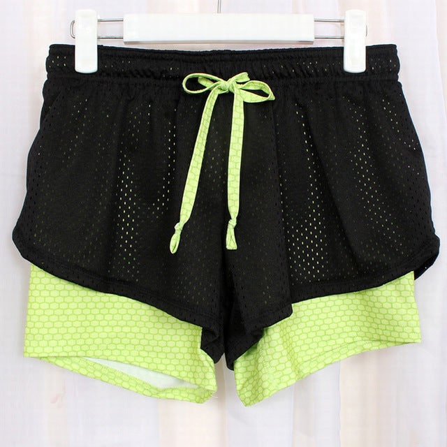 Summer Mesh Breathable Running Shorts