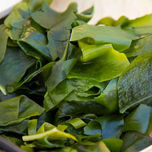 Sea vegetables: Instant Wakame