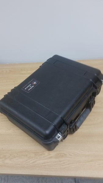 Pelican case for MiniScan
