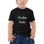 Fearless Feeder Big Kid Tee