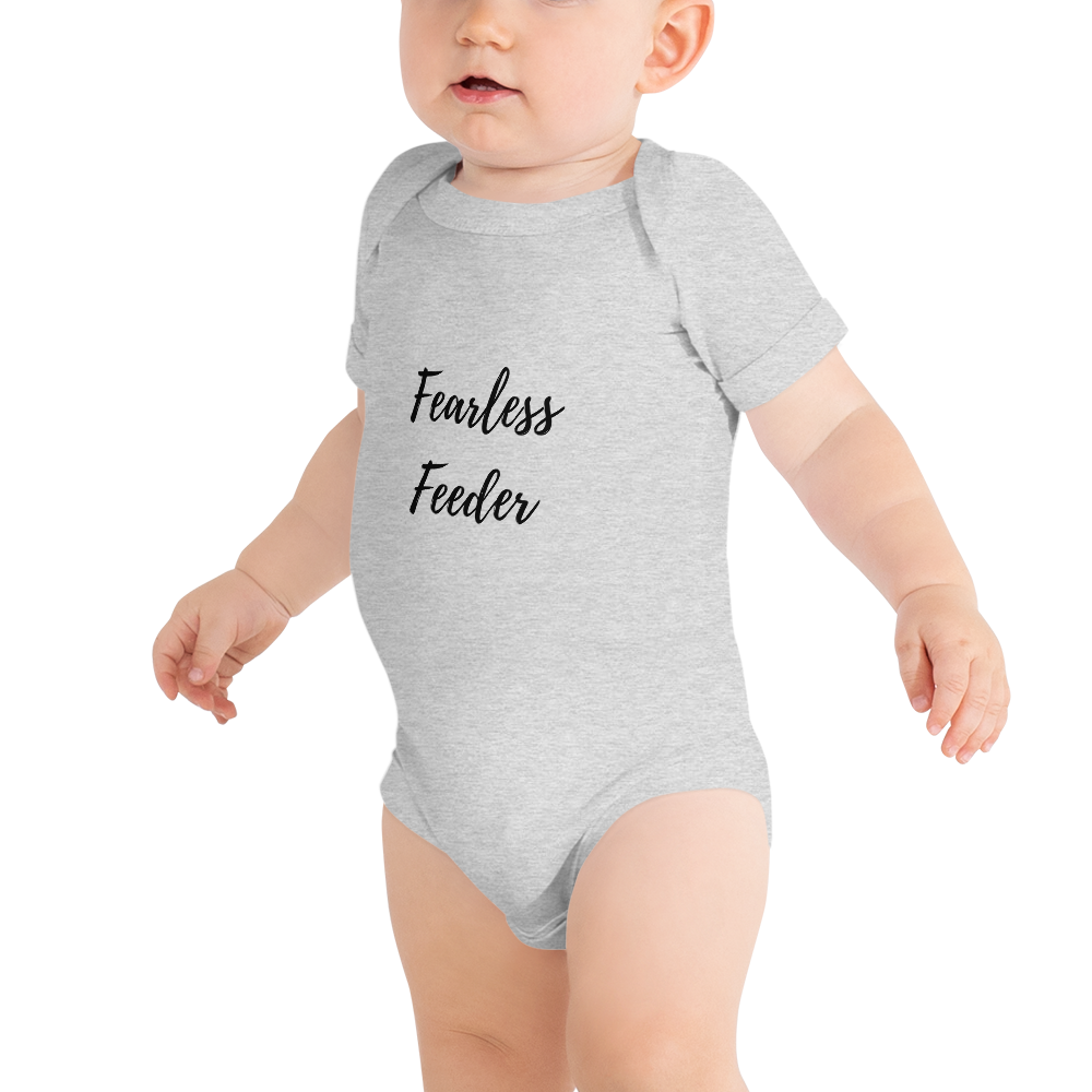 Fearless Feeder Baby Shirt