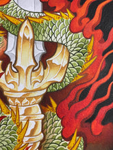 """Dragon Sword"" Original Painting by Boeden Alfonso"