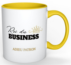 Mug #23 Roi du Business