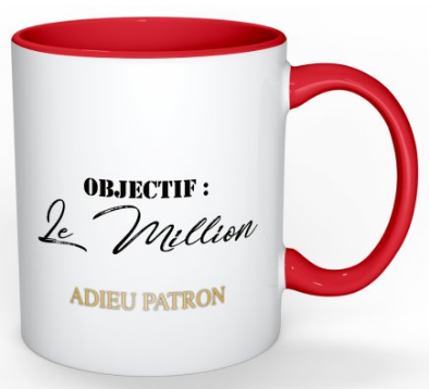 Mug #37 Objectif Le Million