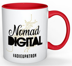 Mug #62 Nomad Digital
