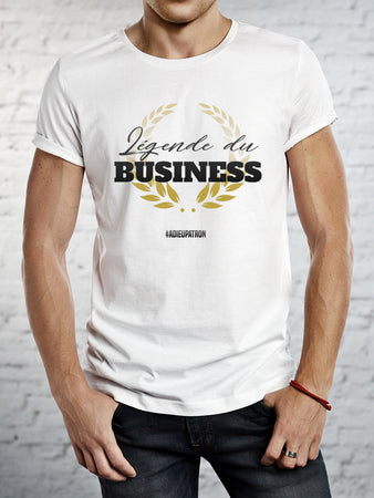 T-shirt | Légende du business