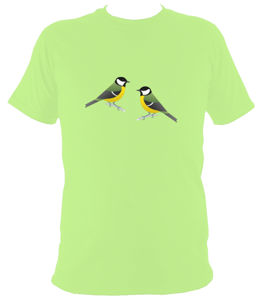 Great Tits Tee from The Rude Gift Company