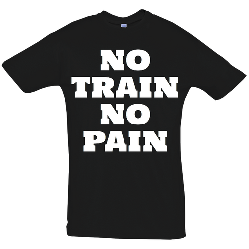 No Train No Pain