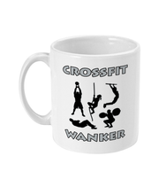 Load image into Gallery viewer, Crossfit Wanker Mug