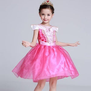 Costume de Halloween Princess Aurora 4-6 ans