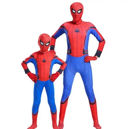 Costume de Halloween Spiderman 3-10 ans