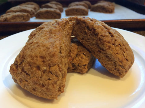 Mini Pumpkin Scones (Package of 8)
