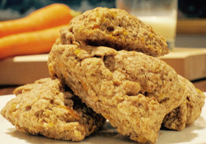Mini Carrot Scones (Package of 8)