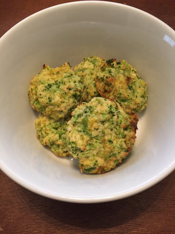 Mini Broccoli Bites (Package of 12)