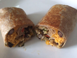 Vegetarian Burritos (package of 2)