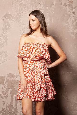 Melissa Mini Dress Daisy