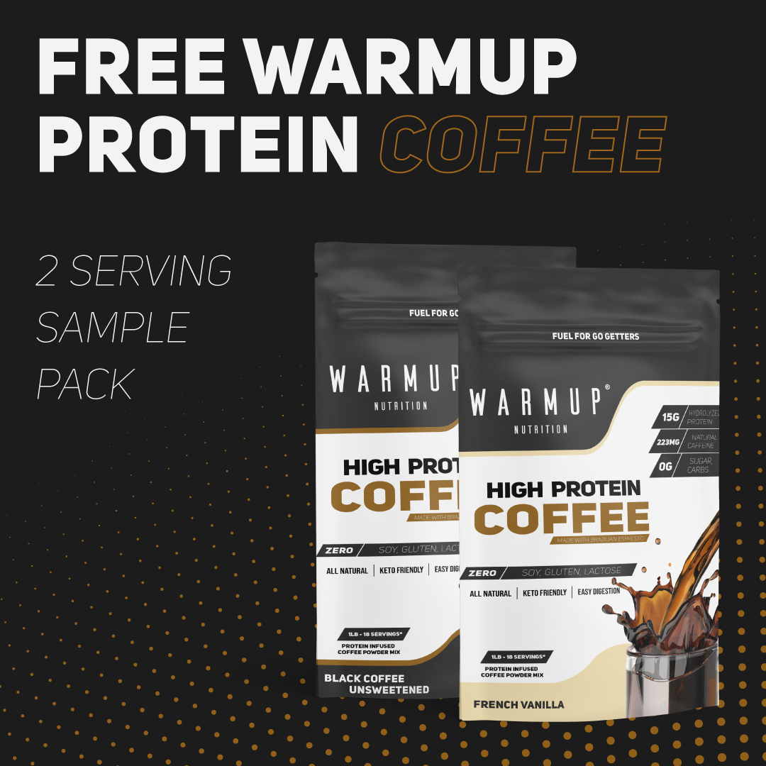 2 Serving Sample Pack (Try Both Of Our Flavors Free!)