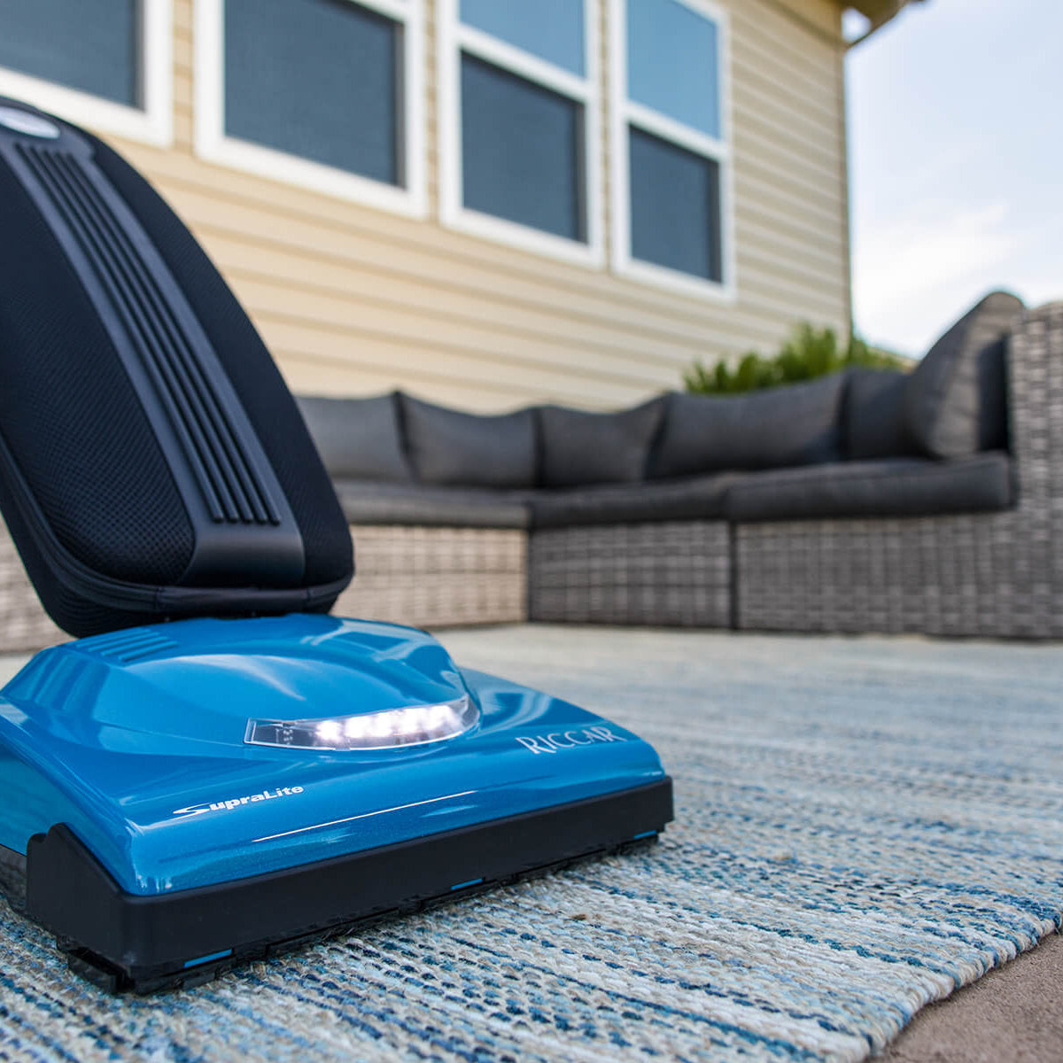 Riccar Vacuum Cleaners Capital Vacuum Floor-Care World 1666 N Market Dr Raleigh NC 27609 (919) 878-8530 209 E Chatham St Cary NC 27511 www.cleanhomshop.com