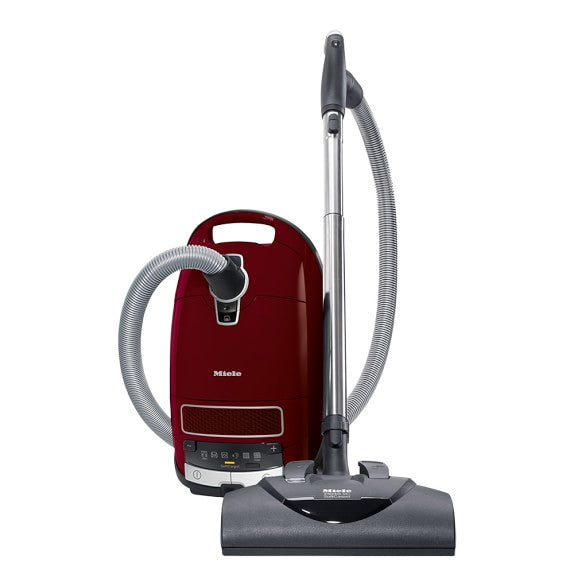 Miele Soft Carpet Complete C3 Canister Vacuum Cleaner Capital Vacuum Raleigh Cary NC