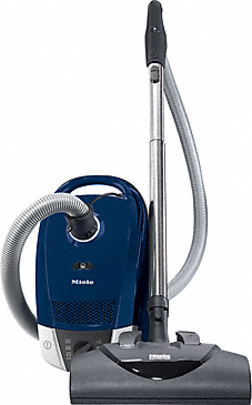 Miele Electro+ Compact C2 Canister Vacuum Cleaner Capital Vacuum Raleigh Cary NC