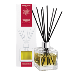 Item 106003. Parfum Berger Cube Scented Reed Diffuser, Vanilla Fragrance Capital Vacuum Raleigh Cary NC