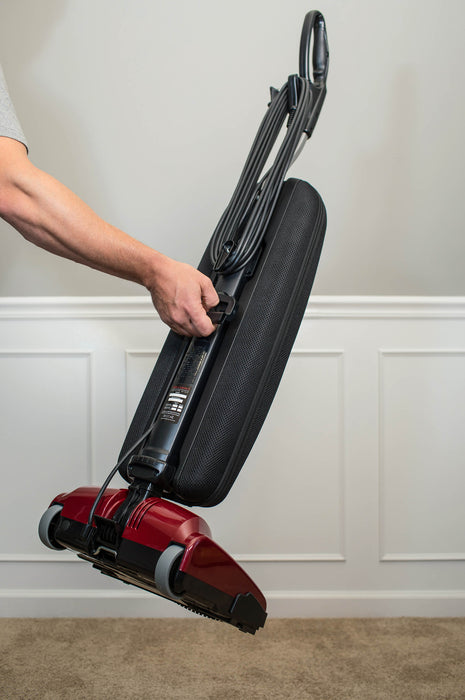 Riccar Supralite R10P Upright Vacuum, weighs just 9 pounds!
