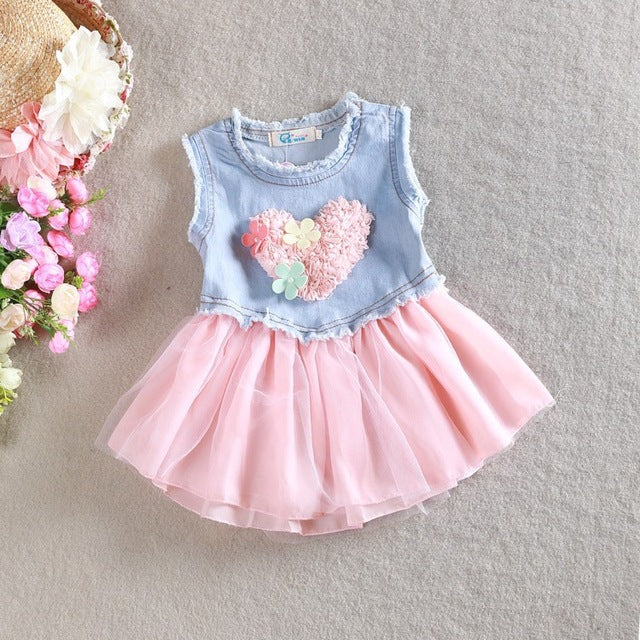 AiLe Rabbit Summer Style Lace Girls
