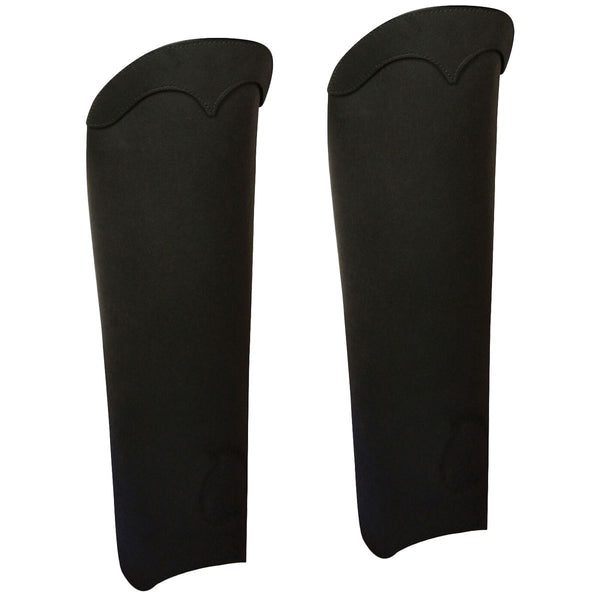 Milwaukee Leather Half Chaps with Back Zipper
