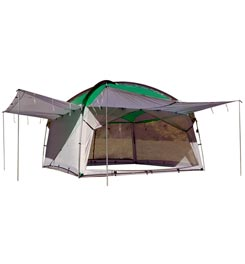 PahaQue Wilderness - 12 x 12 Screen Room w/Awnings