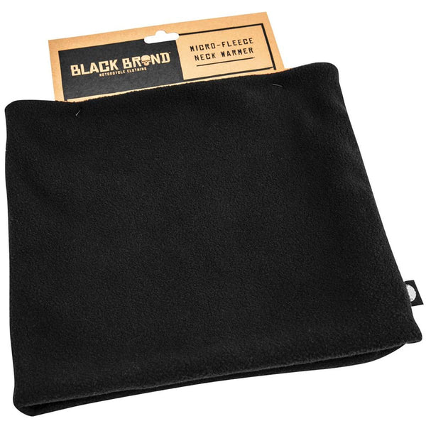 Black Brand Micro-Fleece Neck Warmer