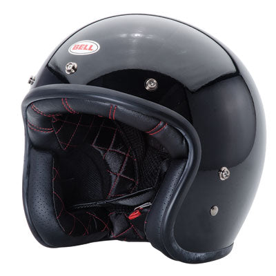 Bell Custom 500 Solid Open-Face Motorcycle Helmet