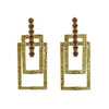 Crosstown West Earrings