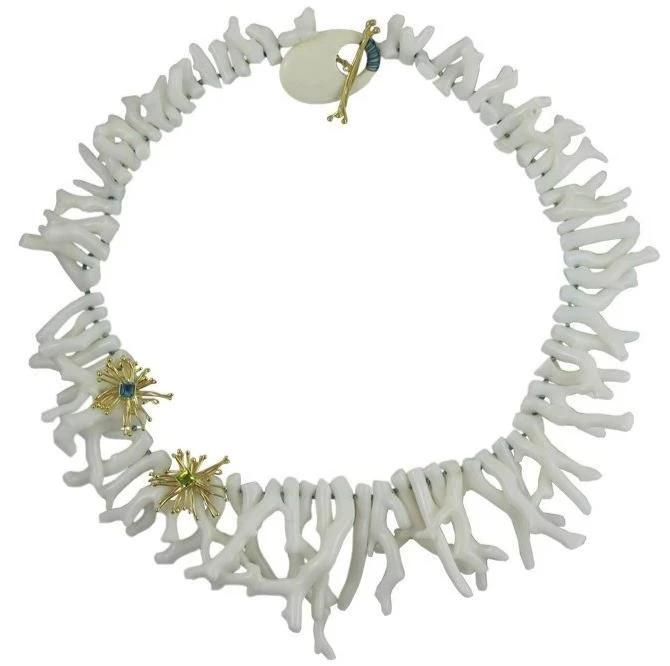 Wish Coral Necklace
