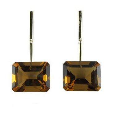 Reverse Georgette Earrings