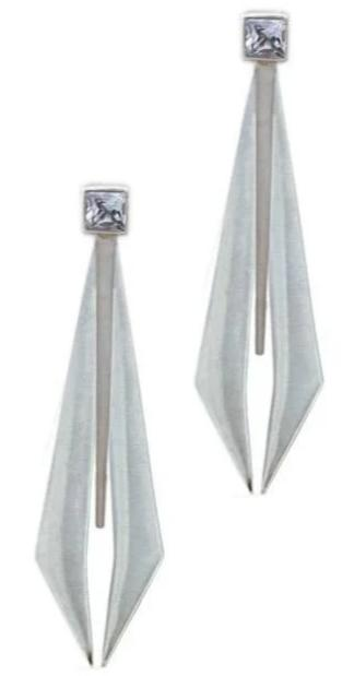Chrysler Deco Earrings